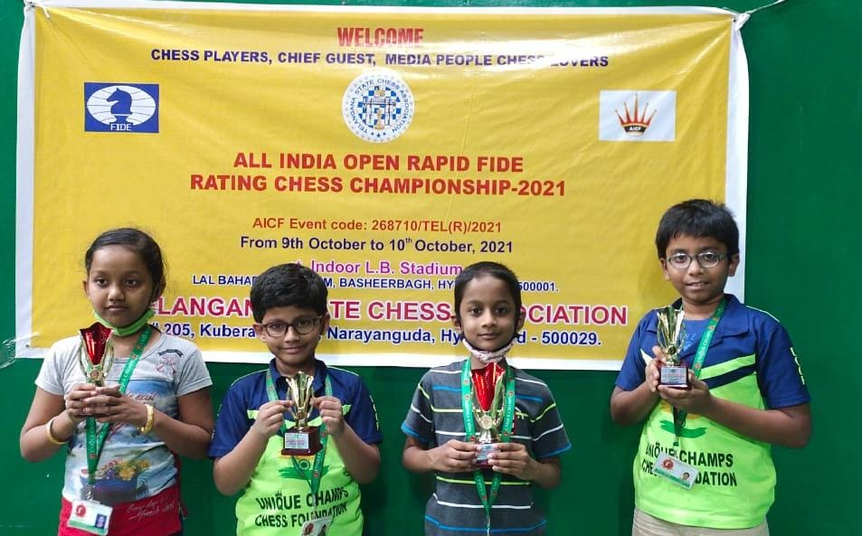 online chess classes in hyderabad  - Unique Champs